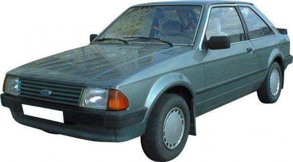 Ford Escort 86